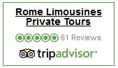 Rome Limousines Private Tour
