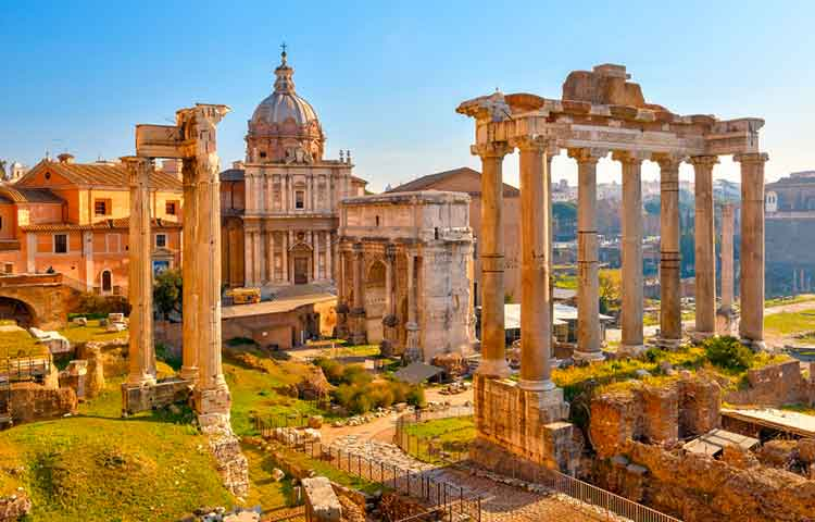 Excursions Rome from Civitavecchia