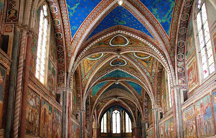 Assisi Tour Giotto frescoes