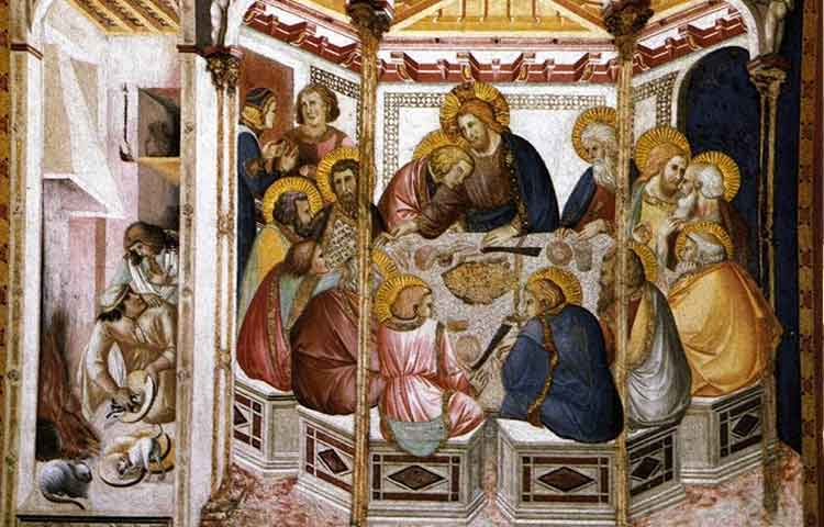 Giotto frescoes Assisi Tour