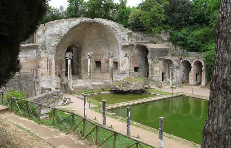 Private tour Hadrian' s Villa