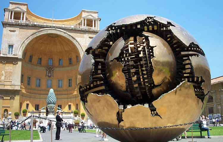 Splendours of Rome & The Vatican Museum