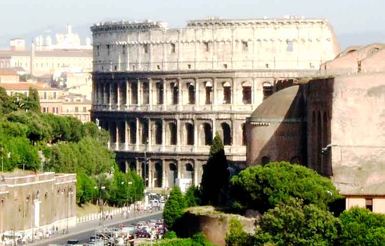 Colosseums