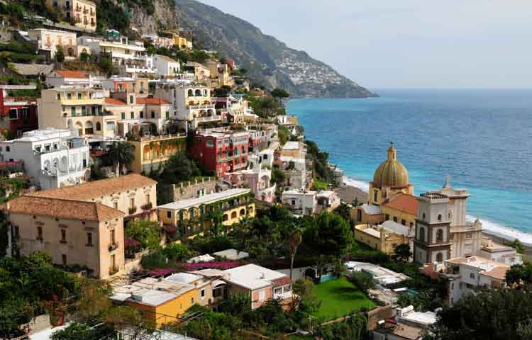 private tour Positano