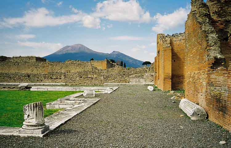 private tour pompeii
