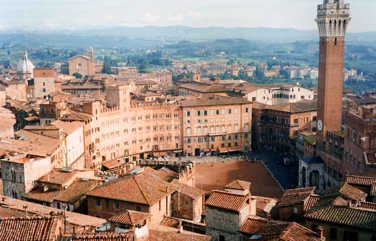 Siena e San Gimignano private tour