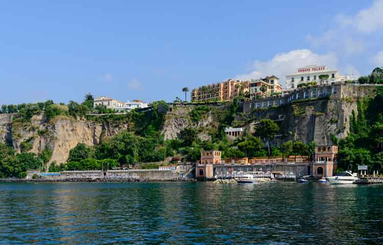 Sorrento private tour