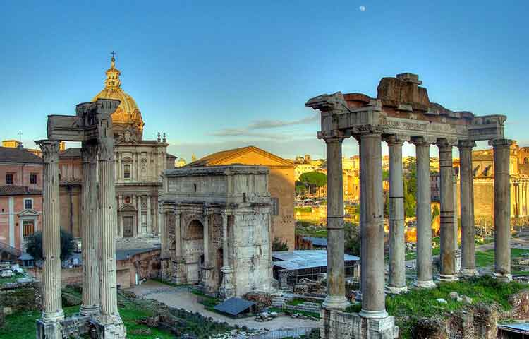 Private tour Rome with guide