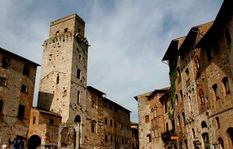 San Gimignano private tour