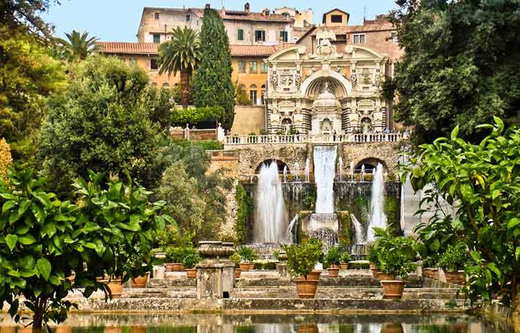 Private tour Roman villas